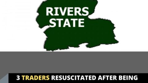 3 traders resuscitated after being knocked out by generator fumes inside their shop in Rivers State