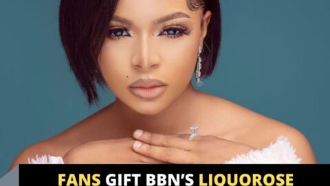 Fans gift BBN's Liquorose N1million cash and other gifts