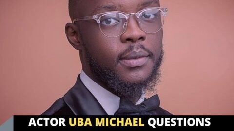 Actor Uba Michael questions ladies who want somebody's son to find them