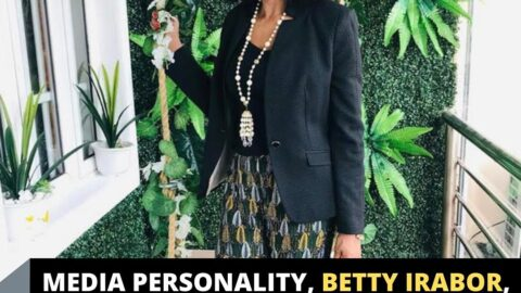 Media personality, Betty Irabor, advises parents