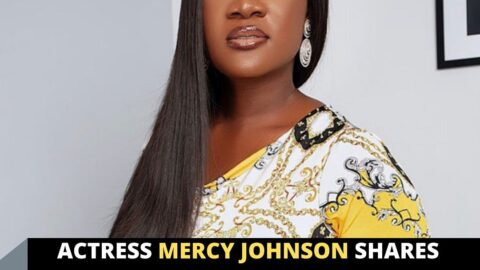 Actress Mercy Johnson shares receipt to debunk her accuser's claim