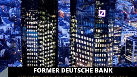 Former Deutsche Bank whistleblower awarded $200m record payout .