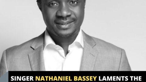 Gospel singer, Nathaniel Bassey, laments the traffic situation in Lekki, Lagos