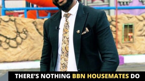 There's nothing BBN housemates do that other people in our society don't do — Reality TV star, Leo