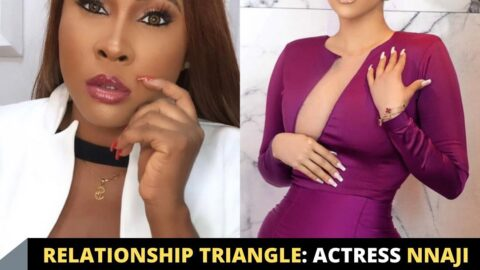 Relationship Triangle: Actress Nnaji apologizes for initially supporting Maria