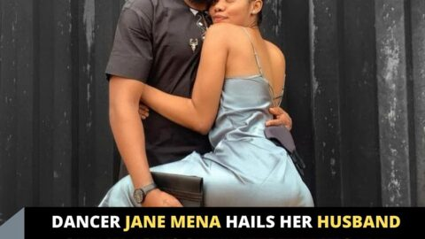 Dancer Jane Mena hails her husband and in-laws after weathering the recent tape storm together
