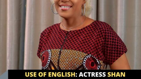 Use of English: Actress Shan George reveals one of her greatest fears in life