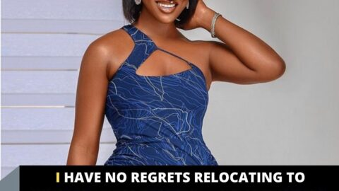 I have no regrets relocating to Nigeria from Canada — Actress Linda Osifo