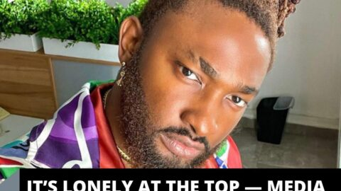 It's lonely at the top — Media personalty Uti Nwachukwu