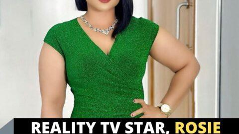Reality TV Star, Rosie Afuwape, hospitalized