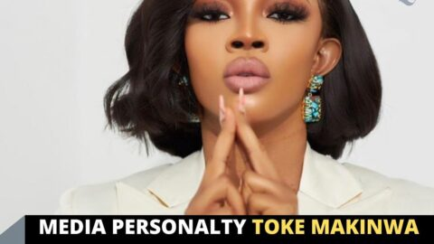 Media personalty Toke Makinwa shares what her biggest fear in life is